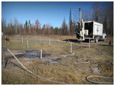 Saskatoon Advantage Probe Amp Injection Corporation Drilling